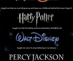 percy jackson, harry potter, and narnia image