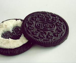 oreo, heart, and cute image