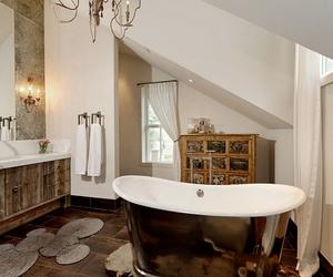bath, bathroom, and colorado image