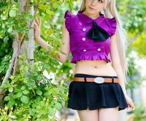 cosplay, girl, and nanatsu no taizai image