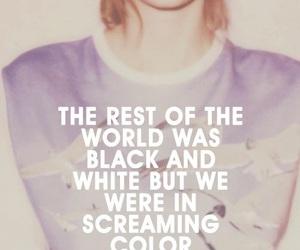 Taylor Swift, Lyrics, and 1989 image