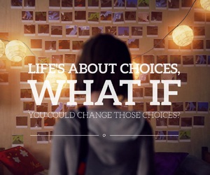 choices, life, and quotes image