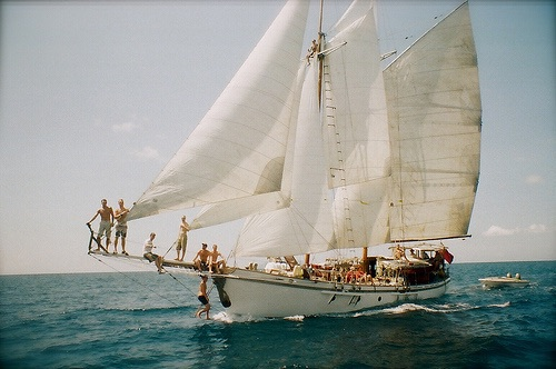 vessel and sail <3 image