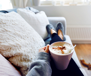 coffee and relax image