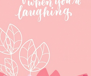 background, iphone, and laughing image