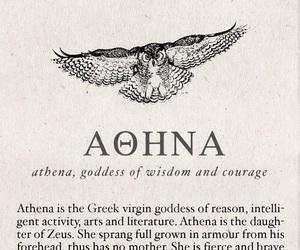 athena, mythology, and greek image
