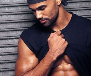 Hot, shemar, and abs image