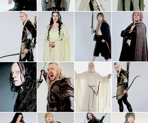 hobbit and LOTR image