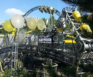 russian, the smiler, and alton towers image