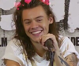 icon, Harry Styles, and one direction image