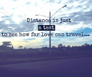 quotes, couple, and distance image
