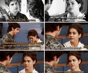 brandon, callie, and parallels image