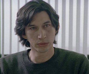 girls, star wars, and adam driver image