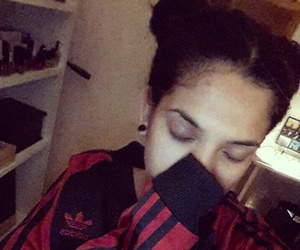 adidas, cozy, and red image