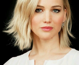 Jennifer Lawrence, beautiful, and gorgeous image