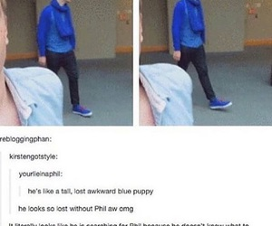phil lester, dan howell, and amazingphil image
