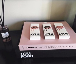 lipstick, kylie jenner, and chanel image