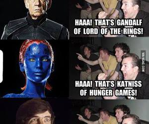 x-men, wolverine, and funny image