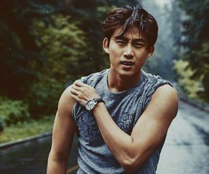 2PM, forest, and korean image