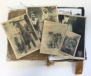 crafts, hessian, and holocaust image