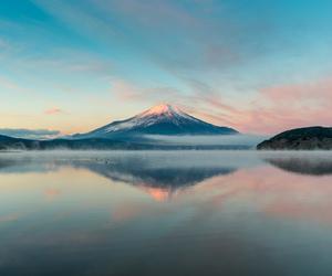 beautiful, japan, and landscape image