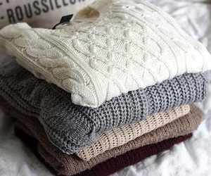 clothes, style, and sweater image