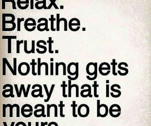 love, quotes, and relax image