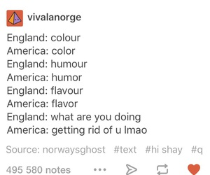 america, funny, and languages image