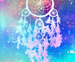 colorful, dream catcher, and wallpaper image