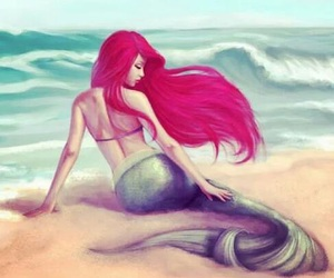 ariel, artist, and back image