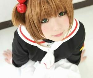 cosplay and sakura image