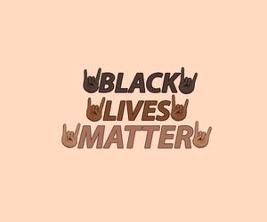black lives matter, aesthetic, and quote image