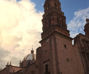 church, places, and zacatecas image