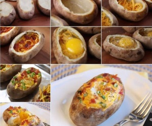 diy, food, and potato image