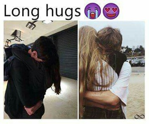 hugs, long, and perfection image