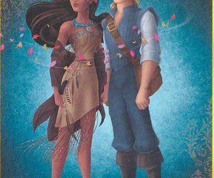 john smith and pocahontas image