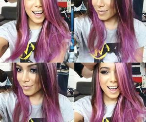 diva, hair, and purple image