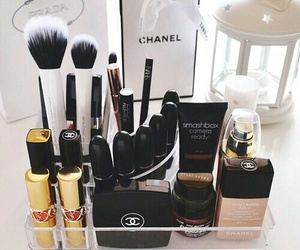chanel, mac, and love image
