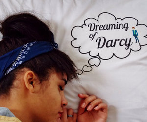 darcy, etsy, and jane austen image