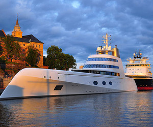 sea, yacht, and luxury image