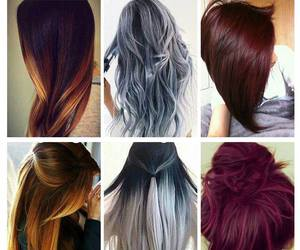 hair and colour image