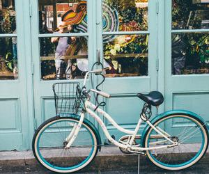 bike, ireland, and dublin image