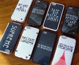 ahs, american horror story, and iphone image