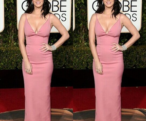 golden globes and katy perry image