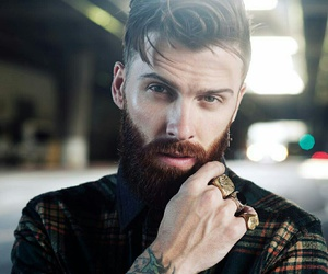 beards, boy, and boys image