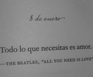 the beatles, love, and all you need is love image