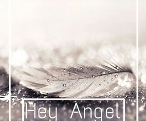 wallpapers, canciones, and hey angel image