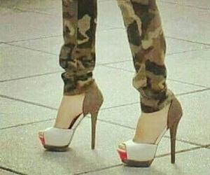 army, saudi, and heels image