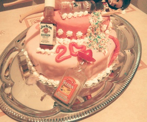 barbie, pink, and birthday image