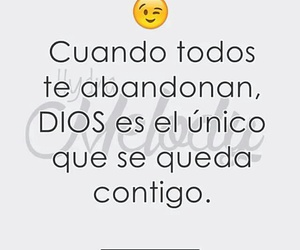 frases, vida, and dios image